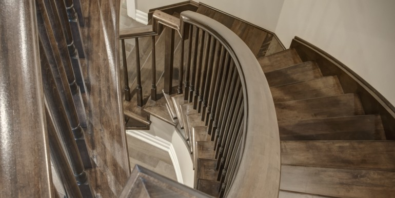 low staircase