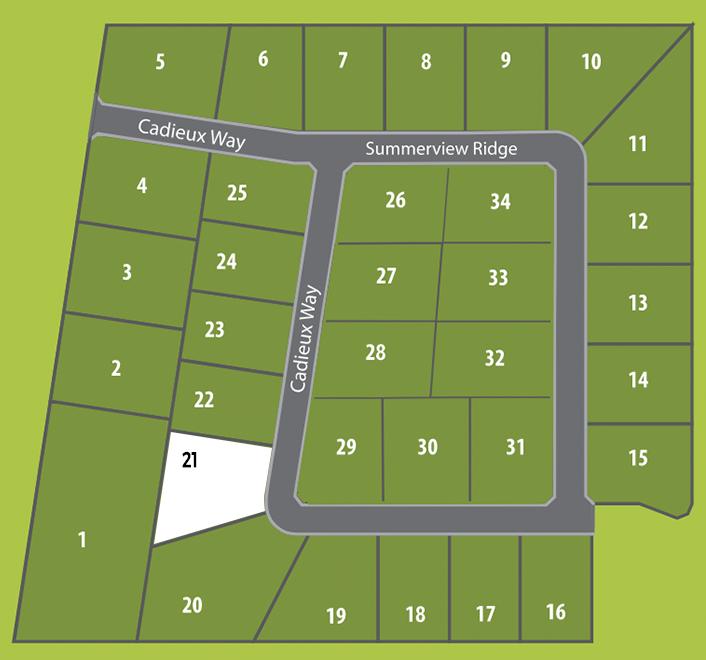 Lot #21 Lakeland Meadows