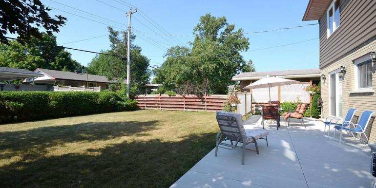 960 Elsett Drive Backyard 3